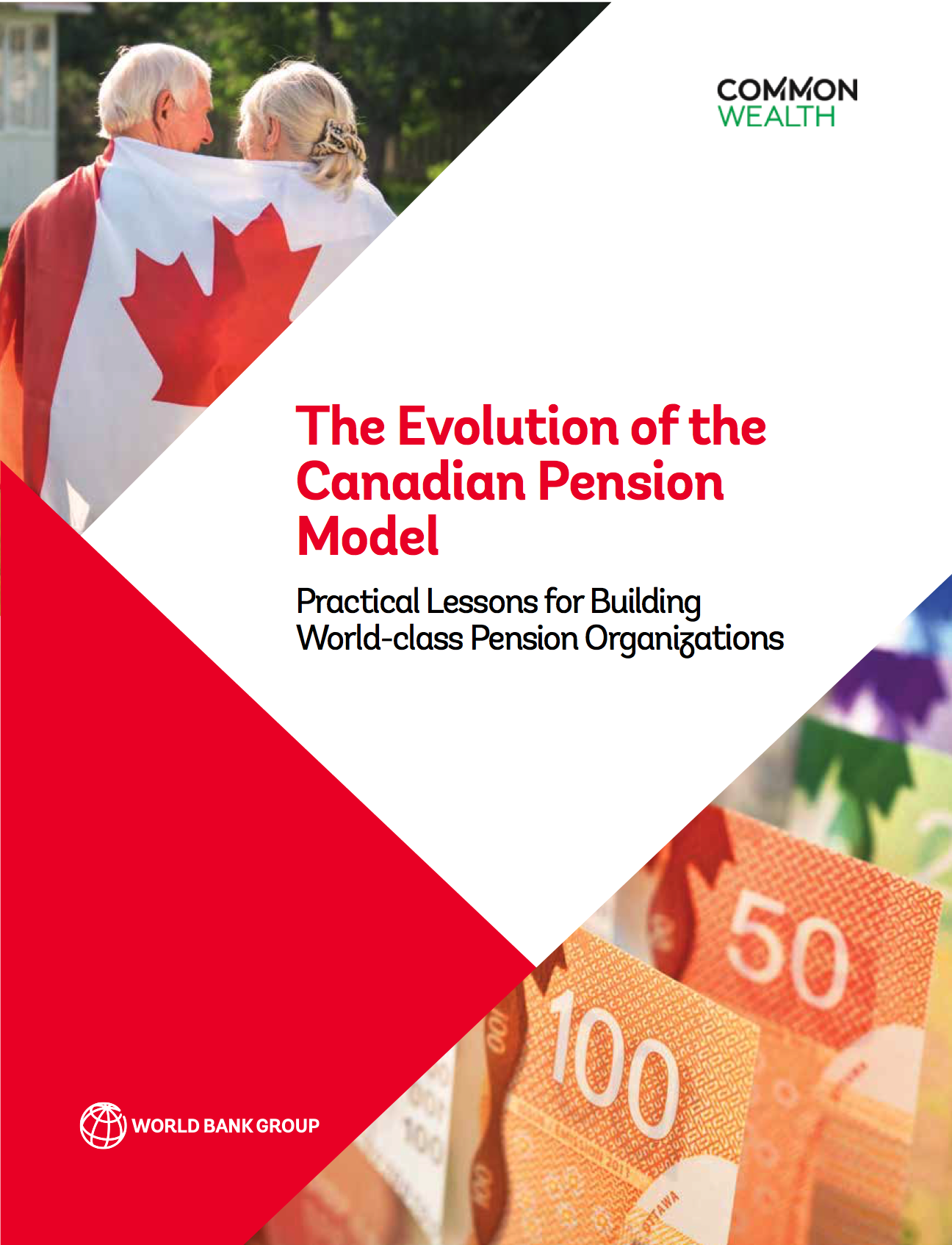 The Evolution of the Canadian Pension Model: World Bank Report