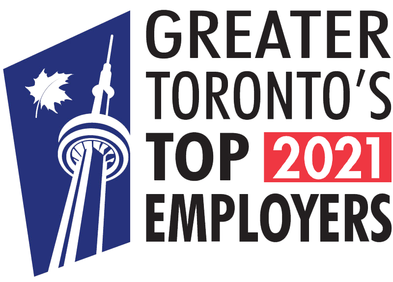 Greater Toronto's Top Employers 2021